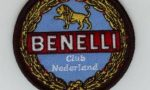 Benelli Club Nederland patch