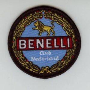 Benelli Club Nederland patch